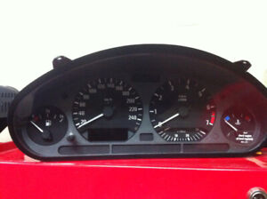 cluster bmw 328 is 1997  modele 8363748