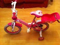 Kids bike.