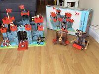 Le Toy Van wooden castle