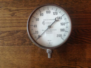 COLLECTIBLE GAS GAUGE