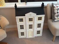 Dolls house with furniture £35