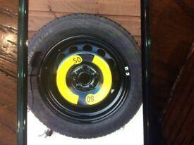 Spare Wheel for Skoda Octavia Estate 1.6L
