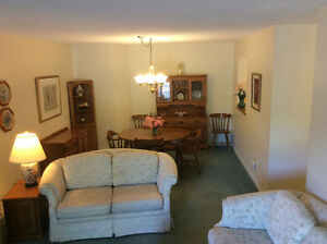 Great Condominium for easy living, short walk to everything.