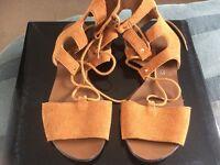Next sandals size 4