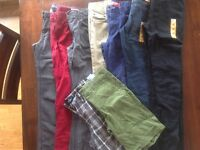 Assorted boys clothing - approx size 12-18 boys /12-13 years old