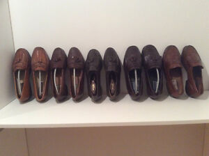 chaussures pour hommes.