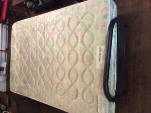 Free Mattress with Frame