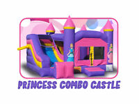 Commercial Grade/Bouncy Castles, Pony Rides, Games, and more