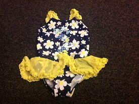 swimming costume 9-12 months