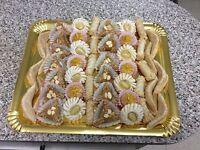 Gâteaux et cuisine marocaine traditionnelle