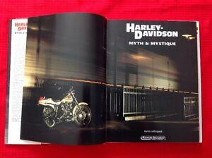 Harley Davidson Myth & Mystique book by Randy Leffingwell West Island Greater Montréal image 4
