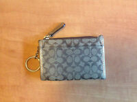 Authentic Coach Change Purse