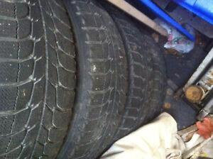 Michelin X ice 195 60R 15 Kitchener / Waterloo Kitchener Area image 2