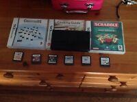 DS lite plus games please read description