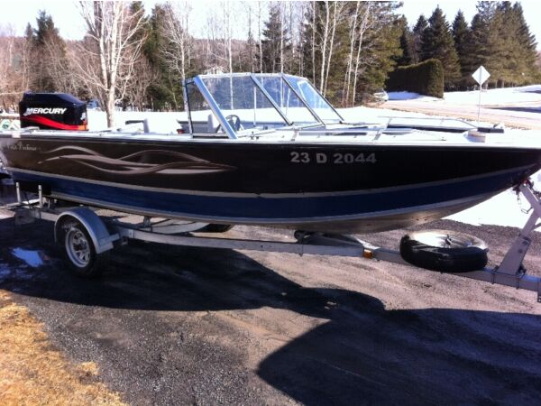 Used 2001 Princecraft 176