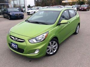 2013 Hyundai Accent 5Dr GLS at