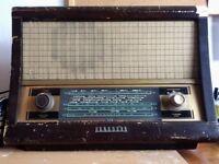Vintage Valve Radio Ferguson 372A 1952 Working - Hipster, Retro, Old Days -