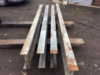 Steel rsj beams