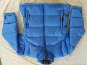 The North Face Down Jacket- Puffer - Womens Small
