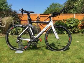 Medium Time Trial Bike - Full Carbon - Quintana Roo Seduza
