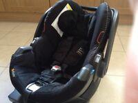 Izi Go Be Safe Baby Seat