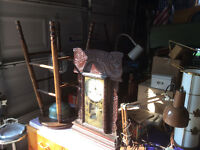 Antique Furniture and Collectibles Garage Sale