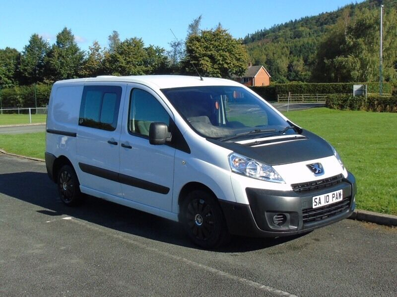 2010 peugeot expert tepee no vat van camper t5 5. Black Bedroom Furniture Sets. Home Design Ideas
