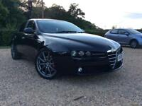 Alfa Romeo 159 1.9JTDm ( 150bhp ) Limited Edition 6 Speed Sat NAV