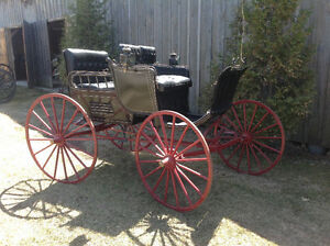 3 HORSE BUGGIES...negotiable....see pictures London Ontario image 1
