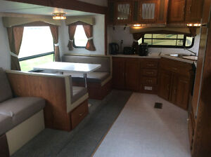 forest river travel trailer. .payments accepted