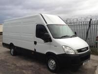 2011 iveco daily 2.3 hpi 35s11 lwb high roof van 12 months mot