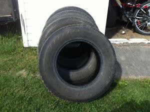 pneu 17'' pour f-150