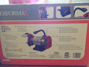 6 inch bench grinder by Performax