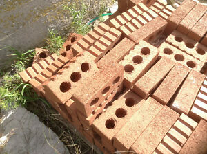 200 new clay brick