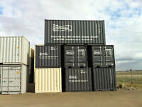 Sea Cans, Storage containers, FOR SALE OR RENT!