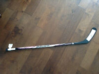 """Brand new 43"""" Bauer Ovechkin P92 youth l/hand Prodigy comp stick"""