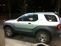1997 Isuzu VehiCROSS SUV, Crossover