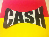 INSTANT CASH* HIGH PRICES PAID FOR RINGS* AND SCRAP GOLD