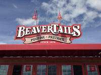 BeaverTails Kanata Hiring Full-Time Experienced Shift Supervisor