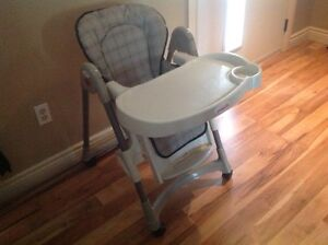 High chair evenflo model 2851 160