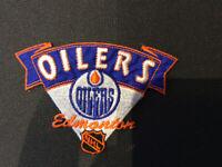 Edmonton Oilers NHL Emblem