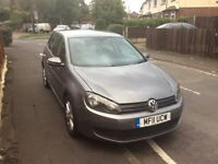 VOLKSWAGON GOLF 1,6 TURBO DIESEL 5 DOOR 11 PLATE