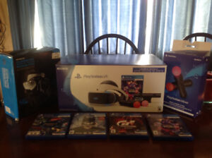 Sony Play Station VR Launch Bundle