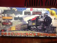 Presidents Choice 2-6-0 Camelback Express Train Set