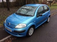 2003 Citroen C3 1.4 LX HDI-82,000-12 months not-£30 a year tax-great value