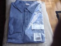 M&S Non Iron cotton rich 171/2 collar unworn with tags.