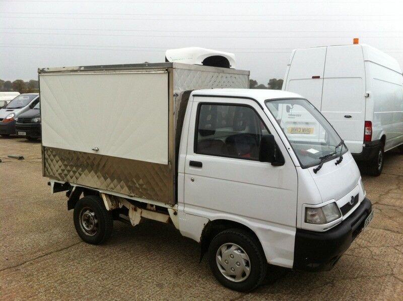 Daihatsu Hijet Jiffy Hot Cold Food Truck 13 Petrol 2002 02 Reg