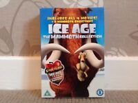 Ice Age DVDs