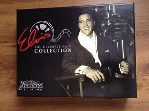 Collectionneur et fans de Elvis Presley.