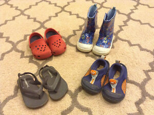 ALL FOR $5 - SIZE 6 TODDLER SHOES
